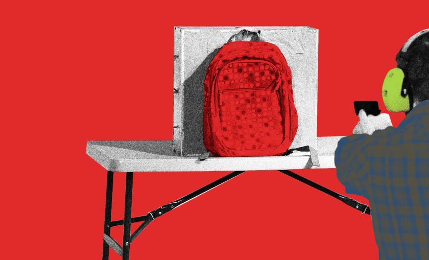 violencia y armas en escuelas