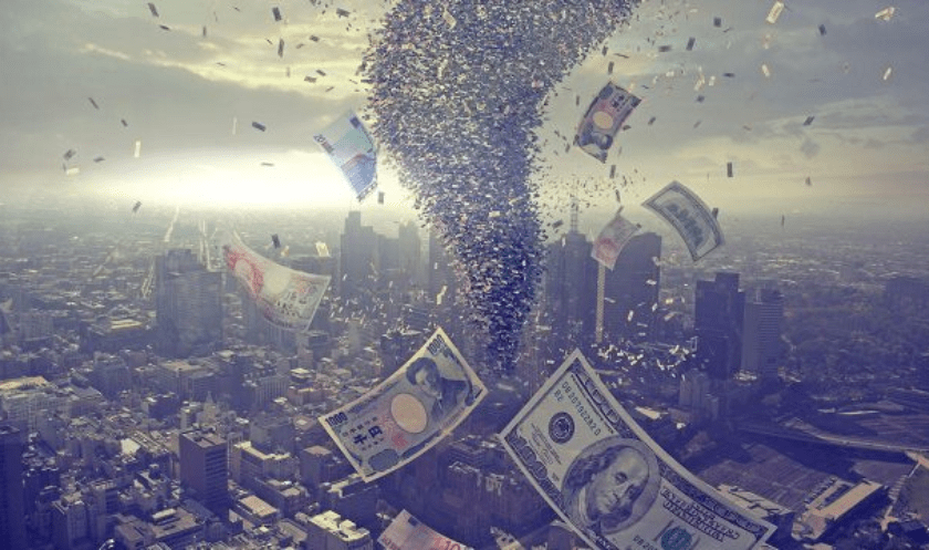 tormenta economica