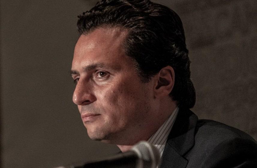 Emilio Lozoya detenido