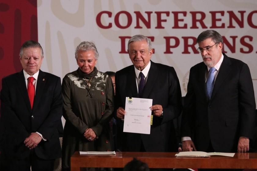 Forma iniciativa reforma judicial