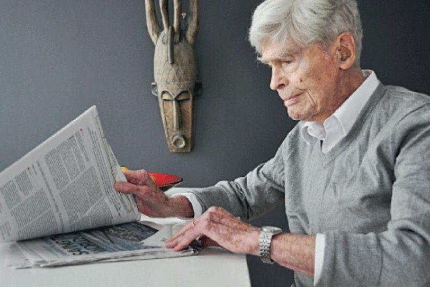 Científico argentino Mario Bunge murió a la edad de 100 años
