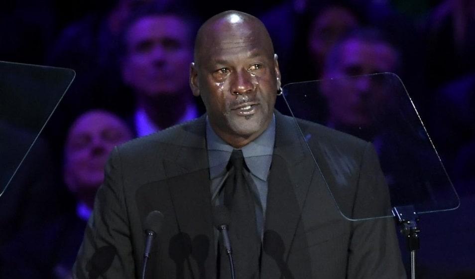 El conmovedor mensaje de Michael Jordan en funeral de Kobe Bryant