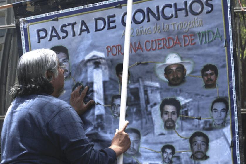 Mina de Grupo México en Pasta de Conchos será reabierta en octubre