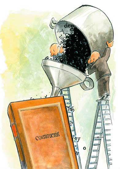 lopez obrador y constitucion