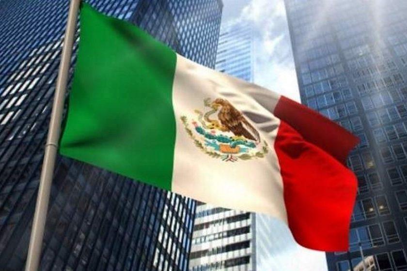 Bandera de México errores en el escudo