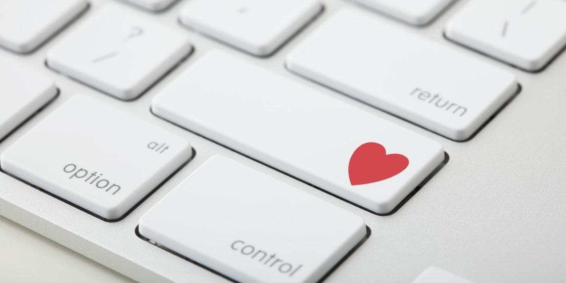 regalos de San Valentín por Internet