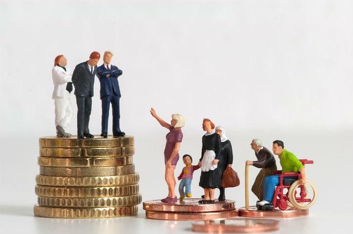 desigualdad en servicios publicos