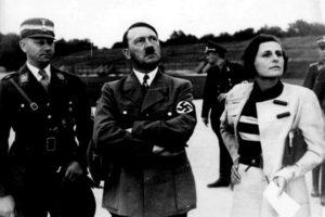 Riefenstahl y Hitler