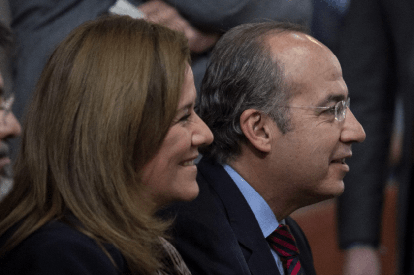 México Libre partido político de Calderón