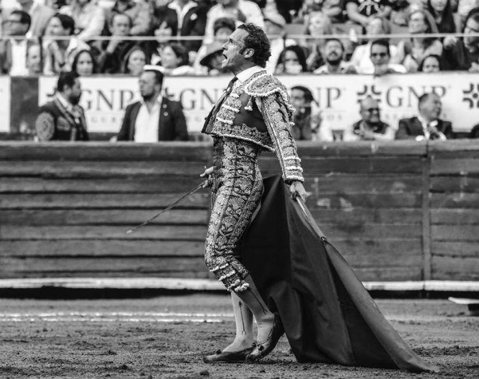 Estoque de Oro para Enrique Ponce