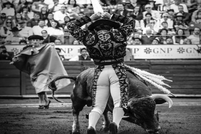 torero en la mexico