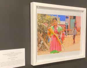 muestra fotográfica sobre los derechos humanos en San Lázaro
