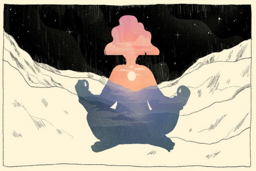 meditacion con el mundo