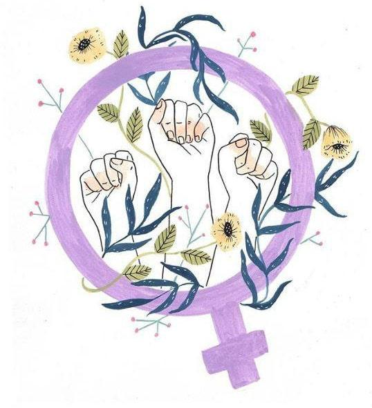 apoyo a las mujeres