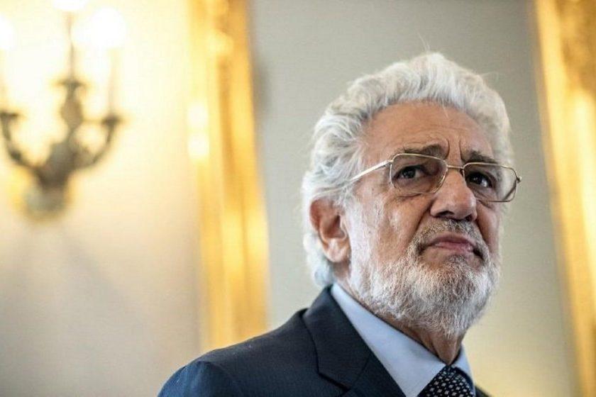 Plácido Domingo se declara culpable de acoso sexual