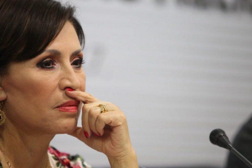 Abogado de Rosario Robles renuncia