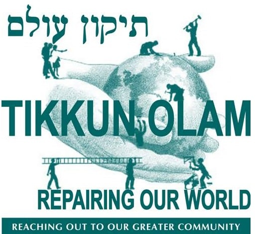 tikkun olam, reparar el mundo, frase israeli