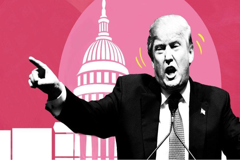 Trump y el estado de la nacion