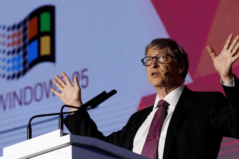 Bill Gates deja unta directiva de Microsoft
