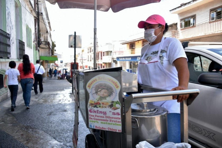 Cierre de comercios por coronavirus en México