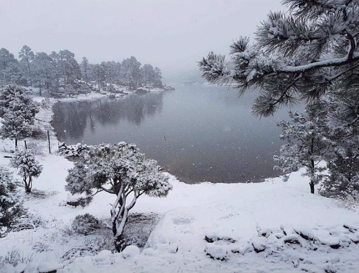 lago araranco