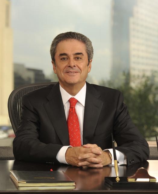José Antonio Mendez-foto en escritorio