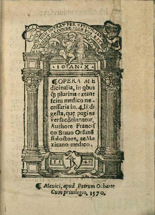 Opera Medicinalia