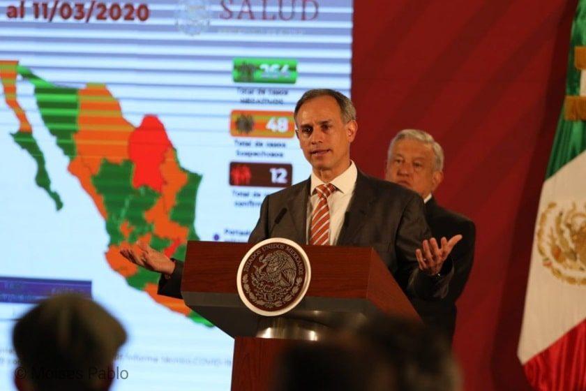 Medidas sobre el coronavirus en México