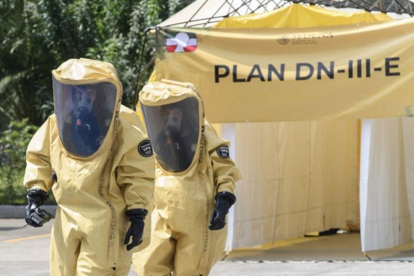 Qué es el Plan DN-III