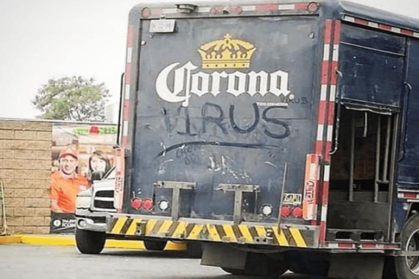 Coronavirus y su mala relación con la cerveza corona