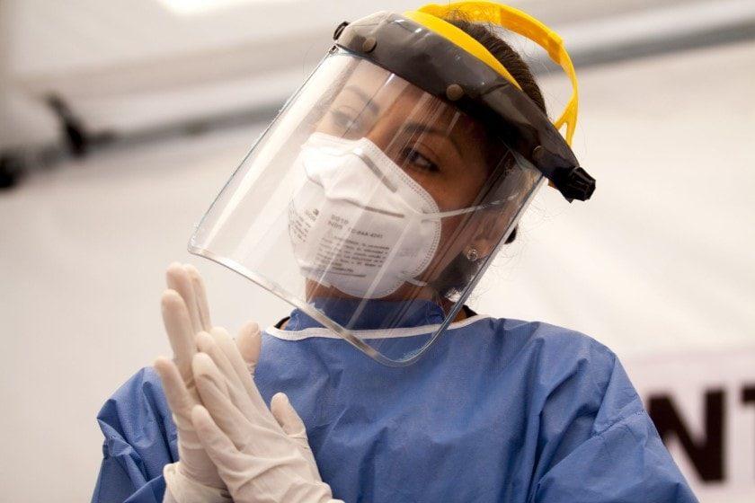 México espera mayores contagios del coronavirus