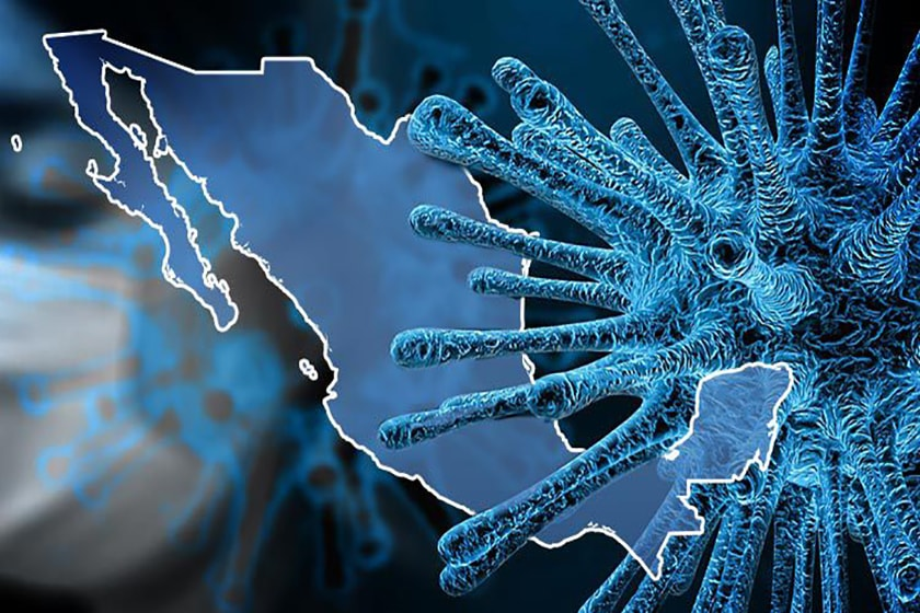 mexico y coronavirus