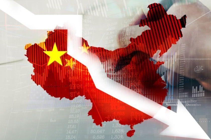 China en peor crisis económica que en la gran recesión