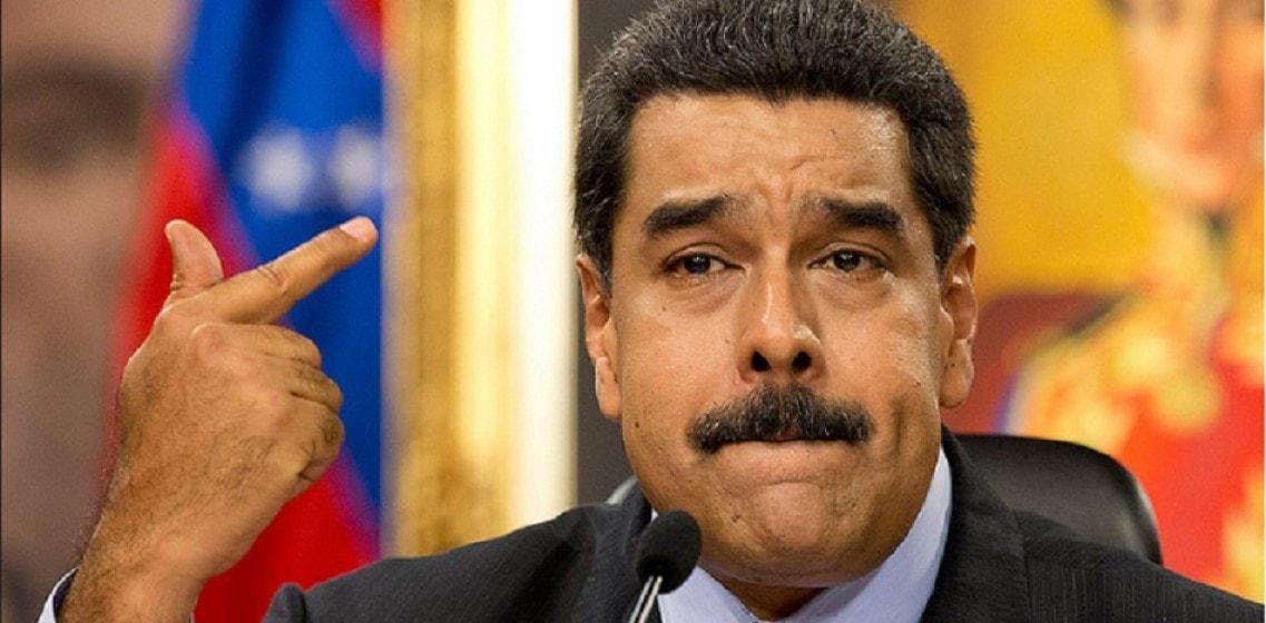 Estados Unidos acusa a Nicolás Maduro de narcoterrorismo