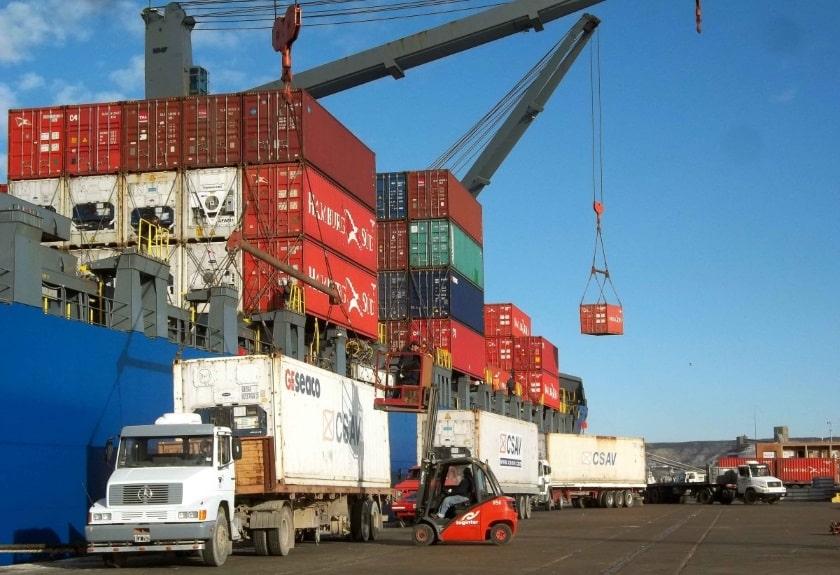 Exportaciones globales afectadas por coronavirus