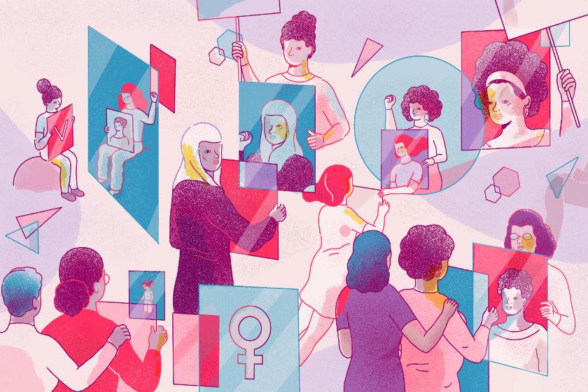 mujeres empoderadas