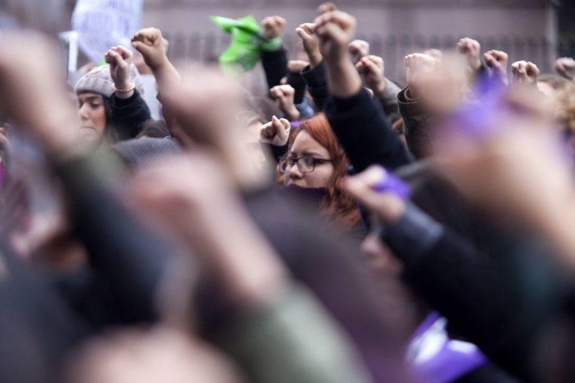 un día sin mujeres 9 de marzo
