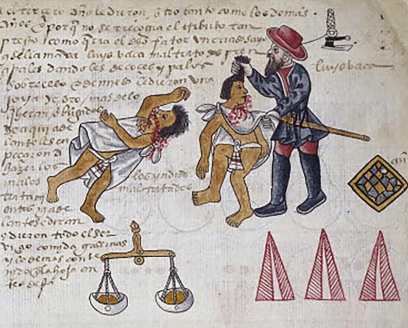 enfermedades Mexico antiguo