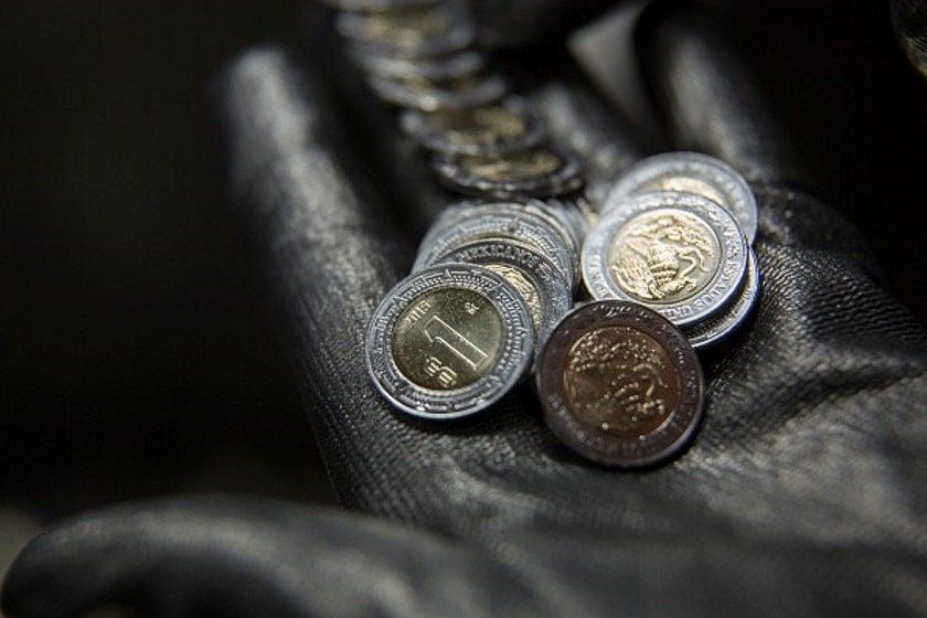 Tipo de cambio peso dólar el jueves 12 de marzo