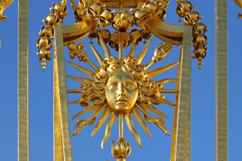 Palacio de Versalle, rey sol