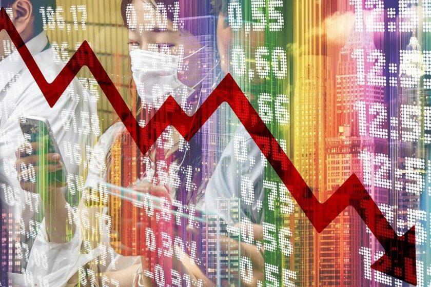 Crisis económica mundial por coronavirus