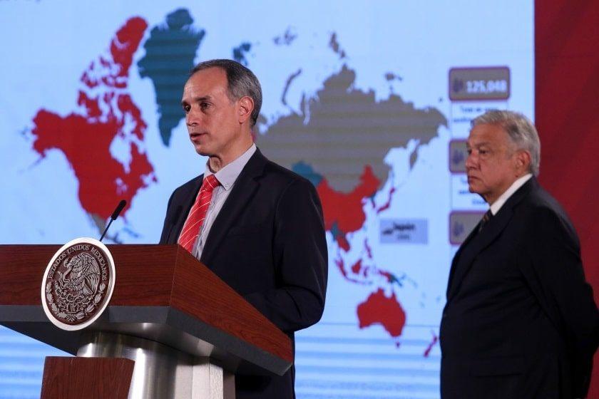 fase de contagio del coronavirus en México