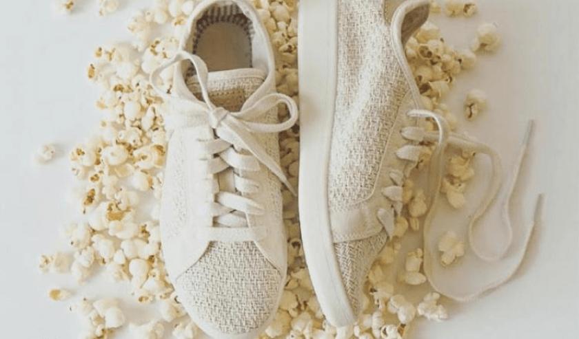 tenis de algodon y maiz
