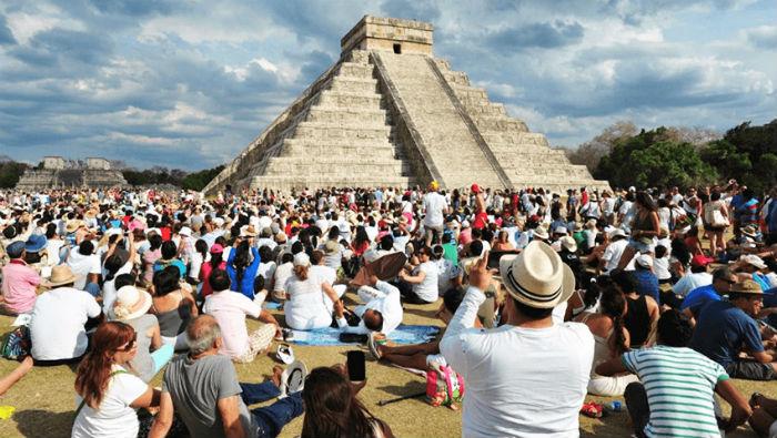 sector turistico en mexico