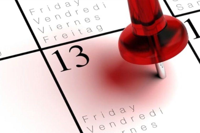 Viernes 13 significado
