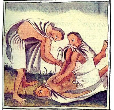 epidemias en el mexico antiguo