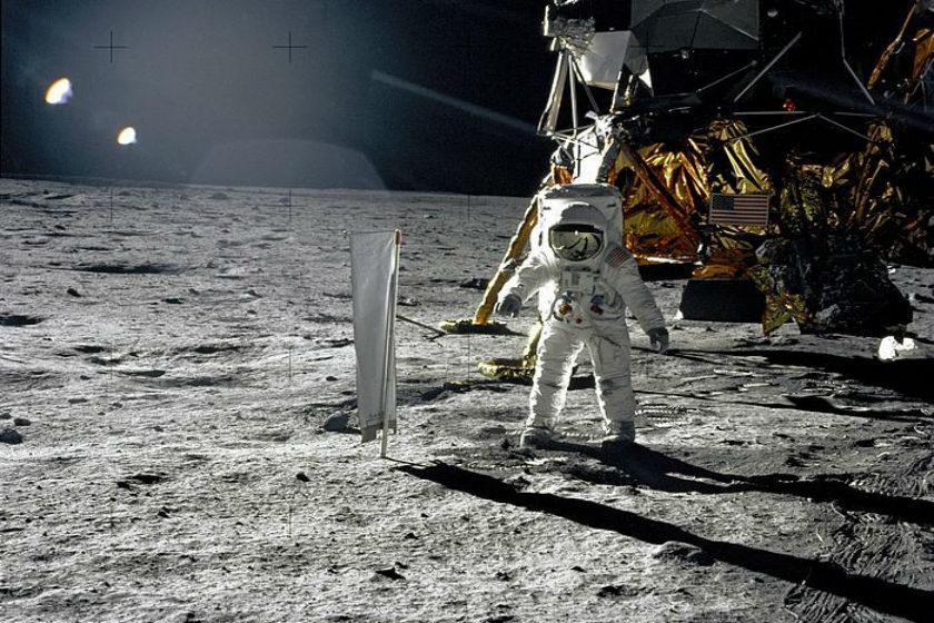 lucha por la luna