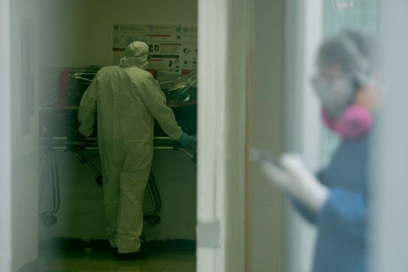 hospitales de la CDMX con pacientes de covid