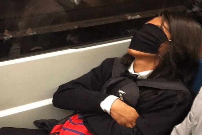 Uso obligatorio de cubrebocas en el metro de la CDMX