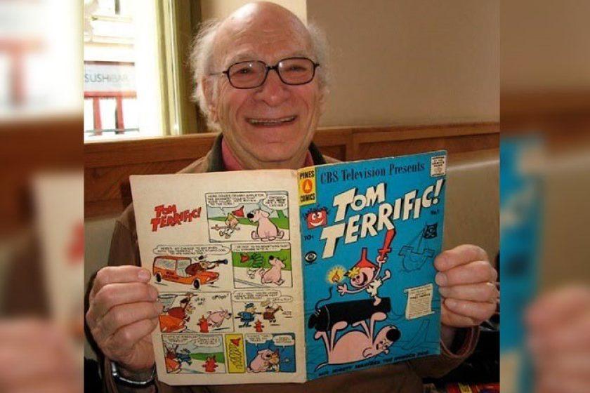 Fallece Gene Deitch creador de 'Tom y Jerry'